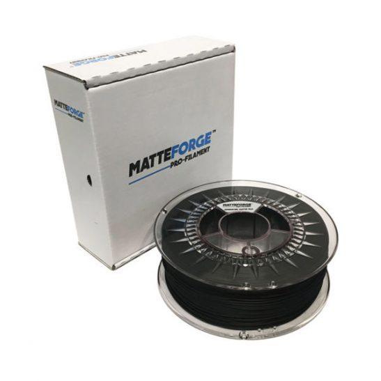 MatteForge-PLA-black-3DHUBgr