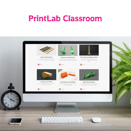 Printlab Classroom Greece 3DHUB.gr