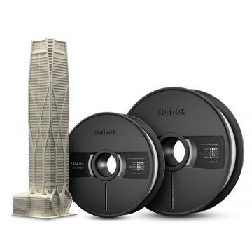 Zortrax Z-PLA Pro filament 3DHUBgr