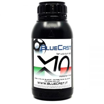 bluecast x10 castable resin 3DHUBgr