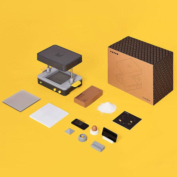 Mayku Formbox Thermoforming 3DHUB.gr