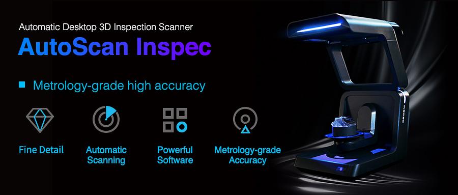 shining3d autoscan inspec metrology 3D scanner
