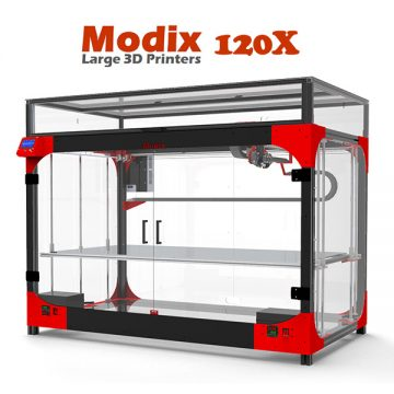 Modix Big120X fdm 3d printer 3DHUBgr