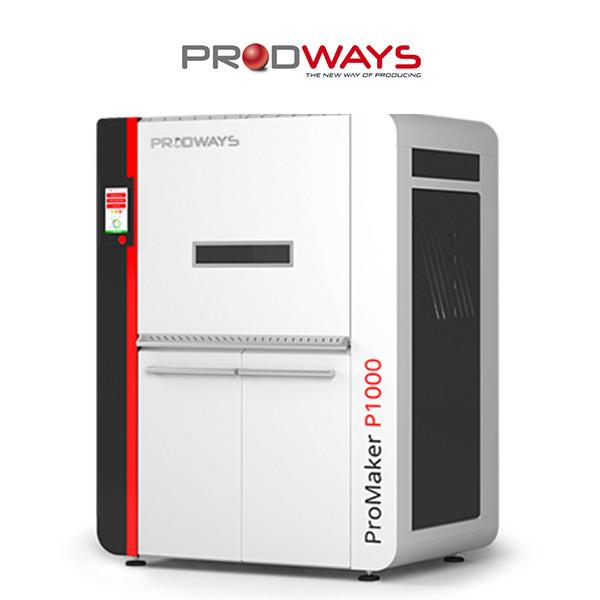 Prodways ProMaker P1000 nylon sls 3DHUB.gr