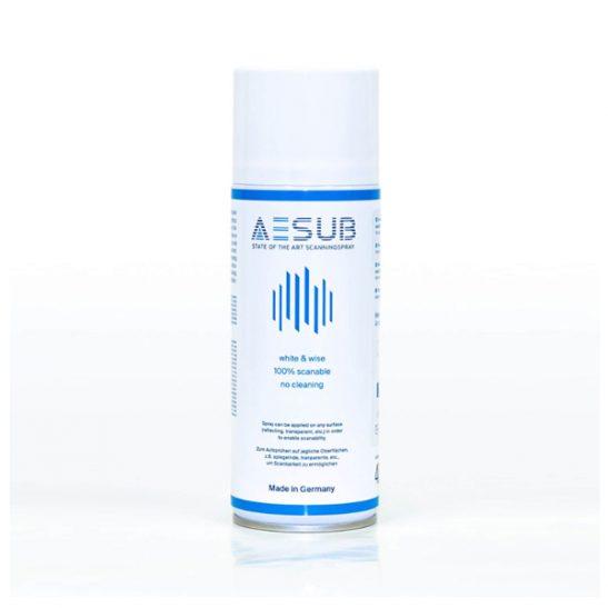 AESUB BLUE 3D SCAN SPRAY 3DHUB.gr
