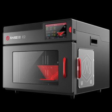 Raise3D E2 3D Printer 3DHUB.gr
