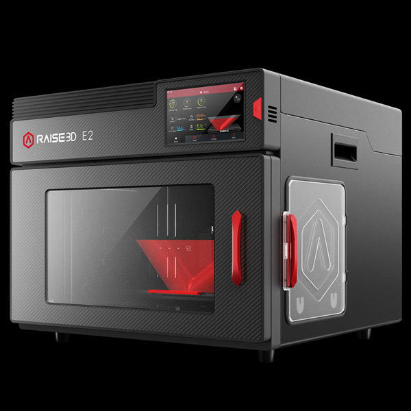 Raise3D E2 3D Printer 3DHUB.gr