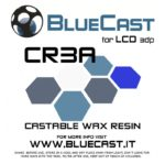 Bluecast Cr3a LCD castable resin 3DHUB.gr