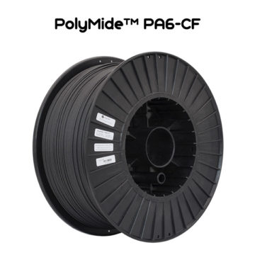 Polymaker Polymide PA6-CF Carbon Fiber Filament 3DHUB.gr