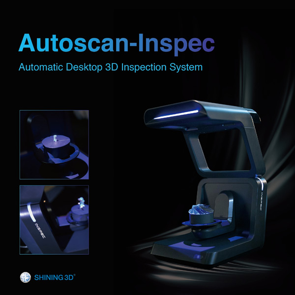 Shining3D Autoscan Inspec