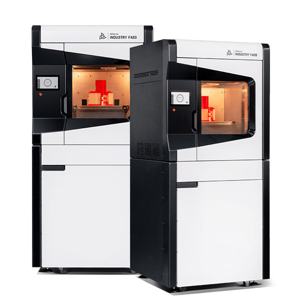 3DGence Industry F420 3DHUB.gr