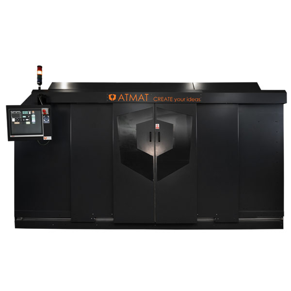 Atmat Jupiter Industrial 3D Printer 3DHUB.gr