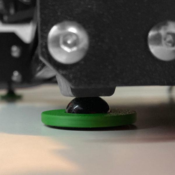 3DB Anti Vibration Noise Reduction Feet Pads 3DHUB.gr