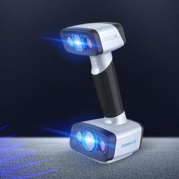 Einscan HX Hybrid Handheld 3D Scanner 3DHUB.gr